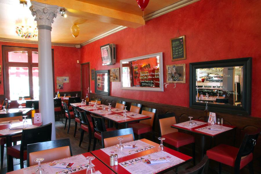 Restaurant La Scaleta à Romorantin