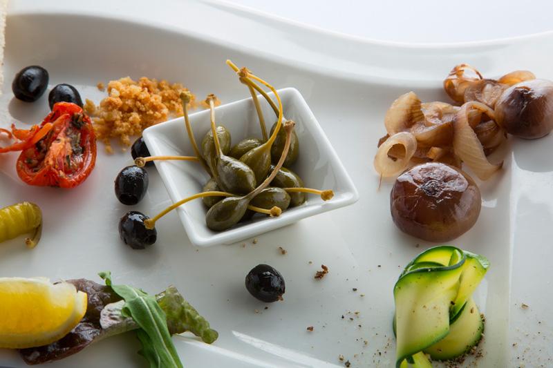 Découvrez nos mises à bouches - Restaurants La Scaleta