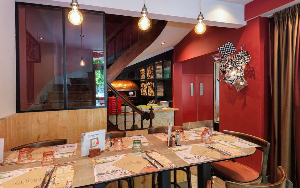 Restaurant La Scaleta à Amboise