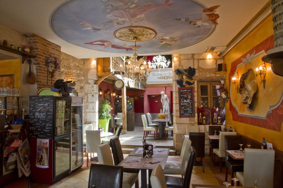 Restaurant La Scaleta à Bourges
