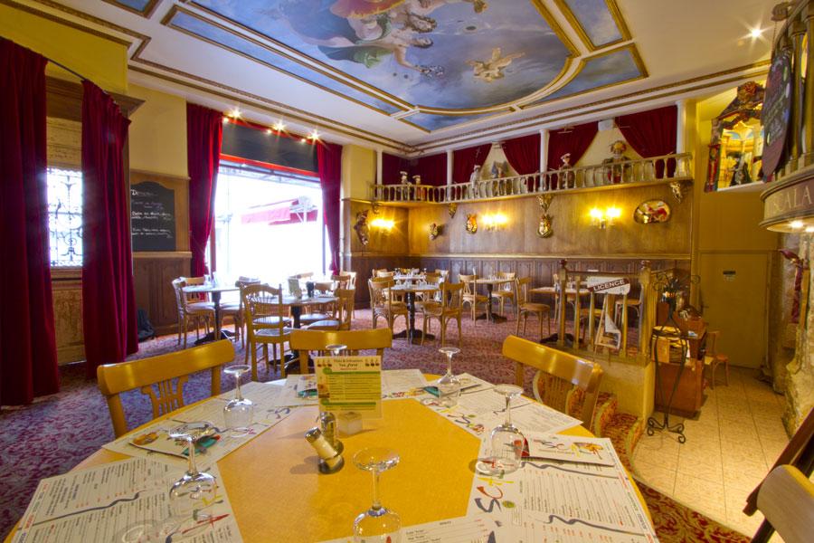 Restaurant La Scaleta à Châteauroux