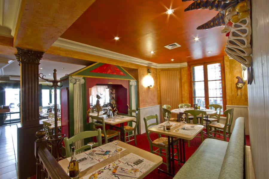 Restaurant La Scaleta à Tours