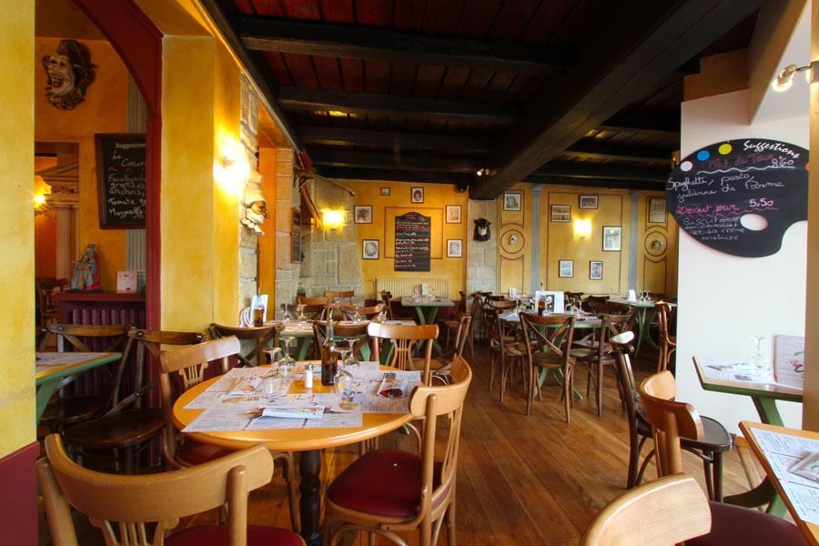 Restaurant La Scaleta à Vendôme