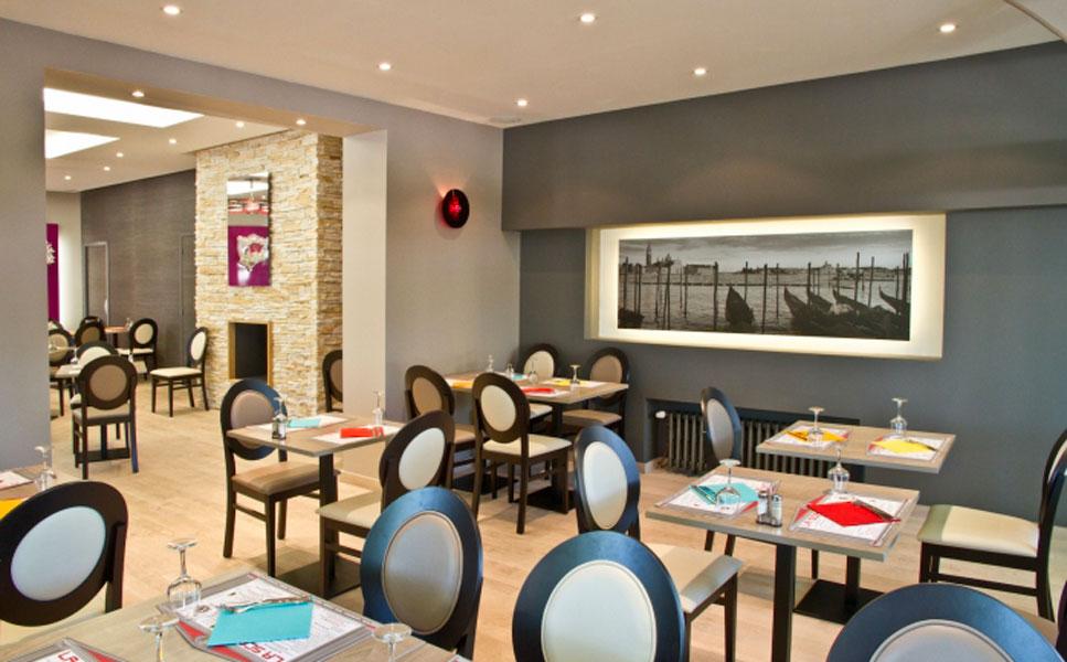 Restaurant La Scaleta à Vouvray