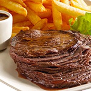Offre du jour - Effeuillée de bœuf - La Scaleta