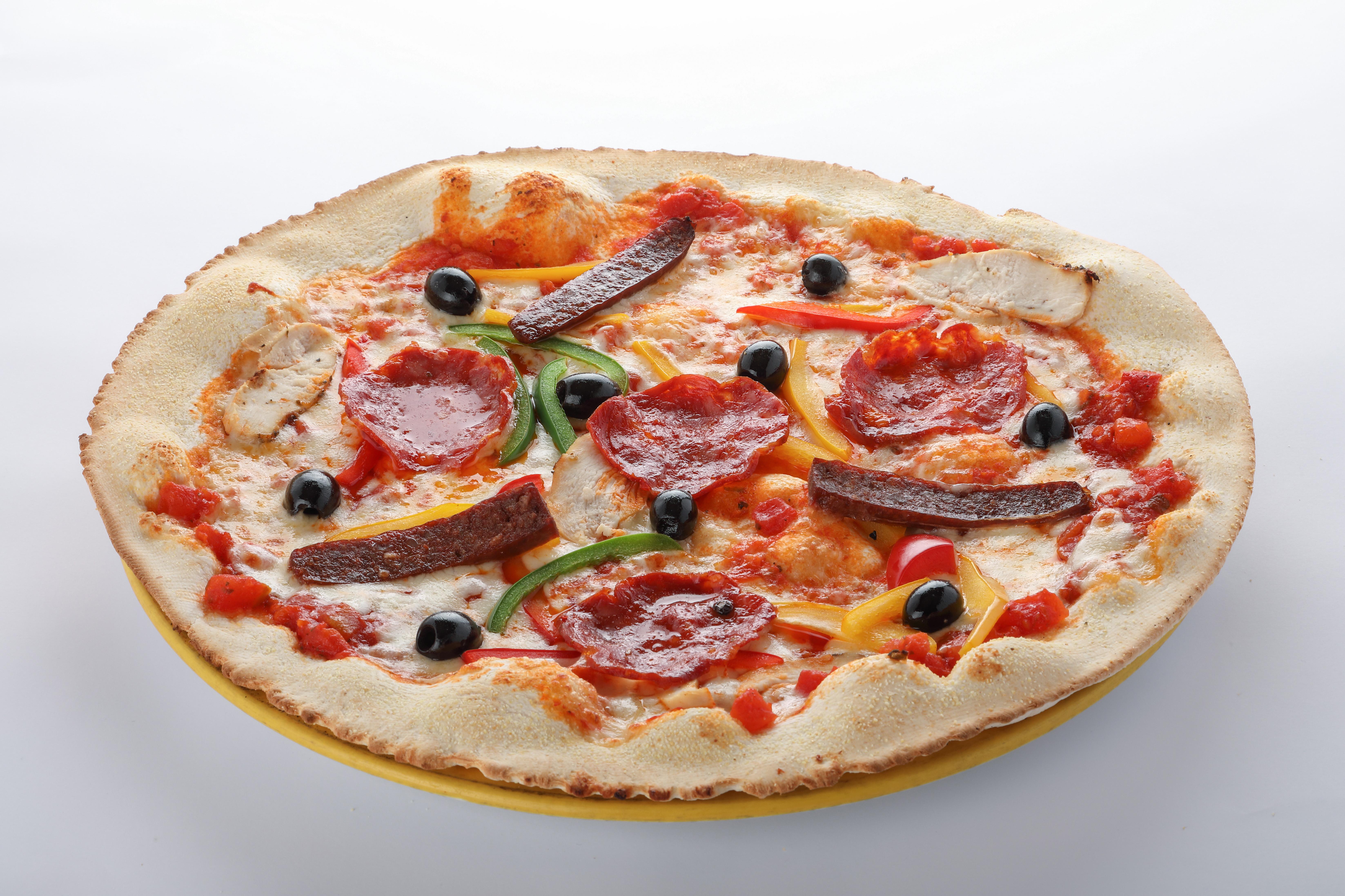 offre du jour - pizza piccante