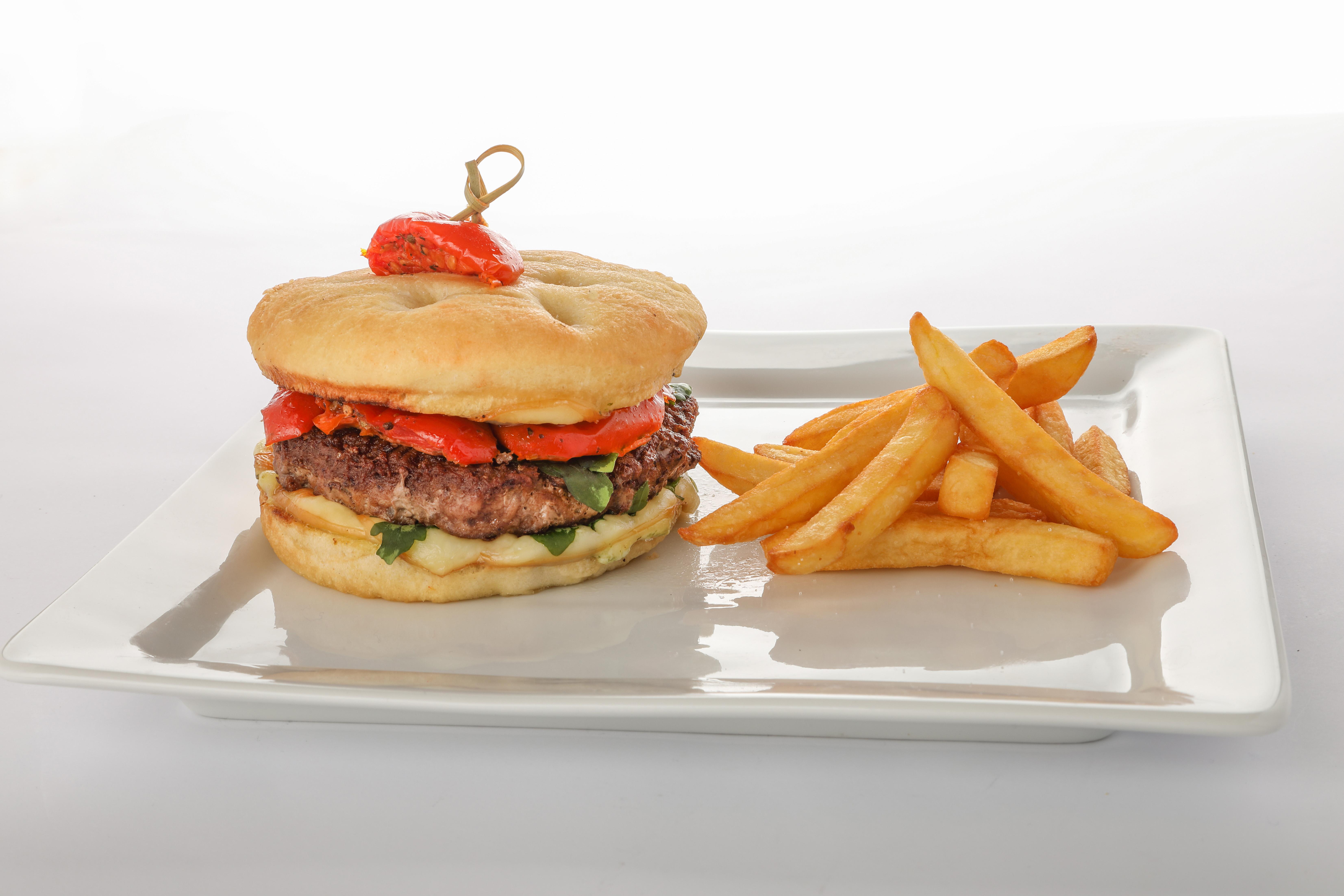offre du jour - burger scamorza