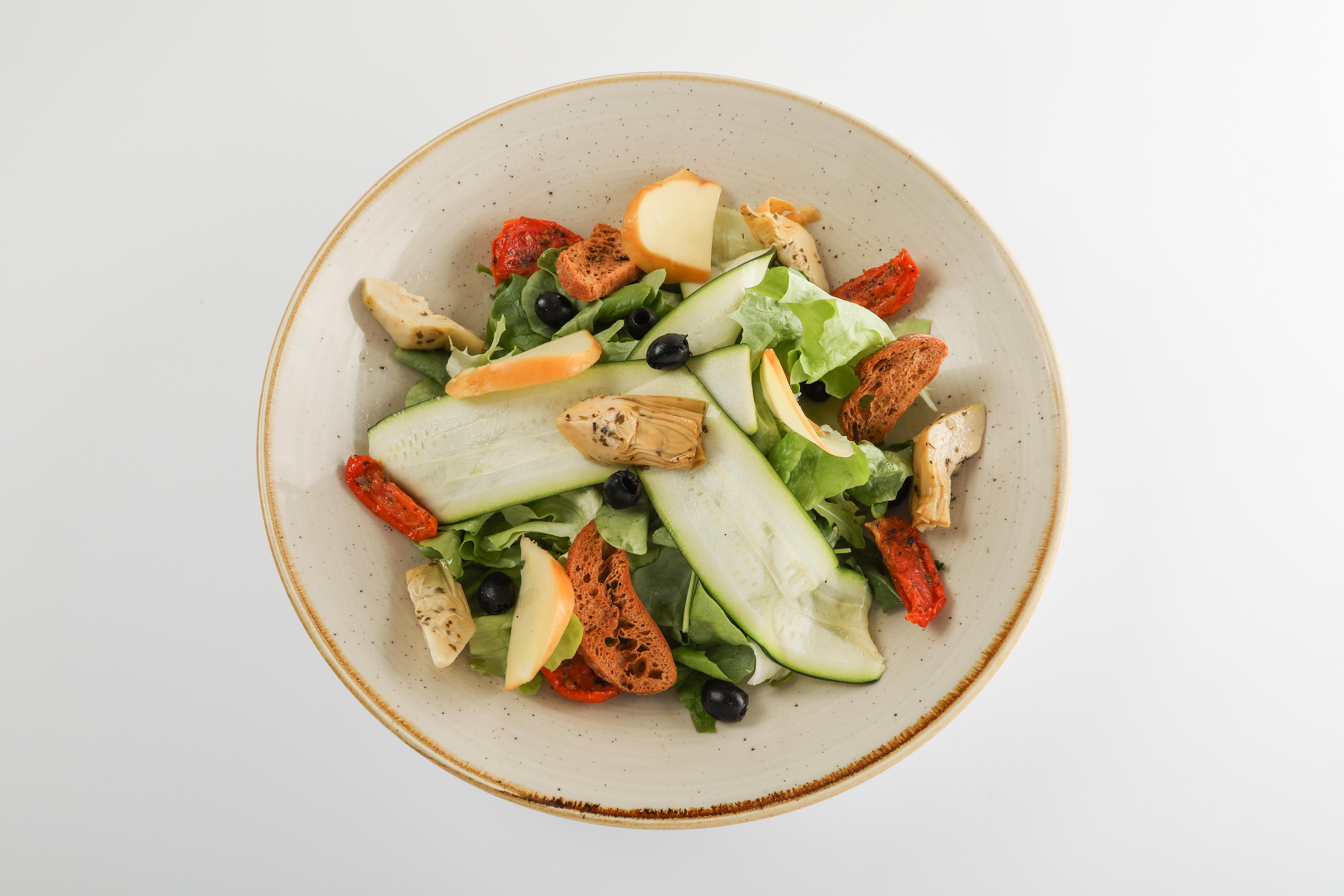 offre du jour - salade siena