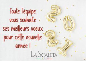 bonne année La Scaleta